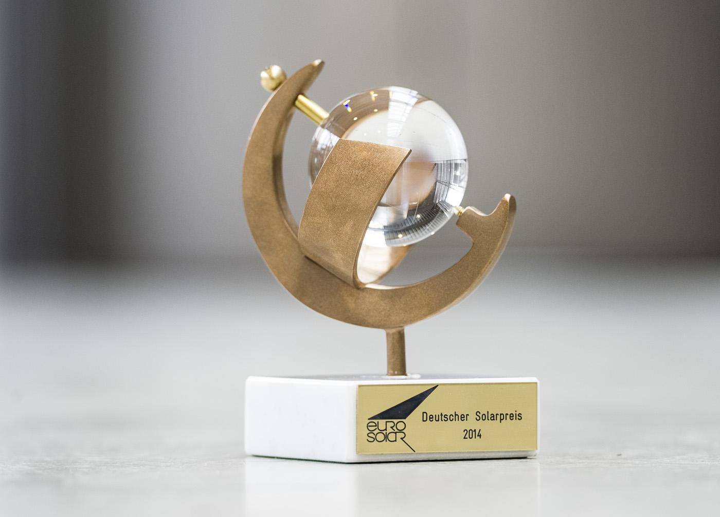 Solarpreis 2014