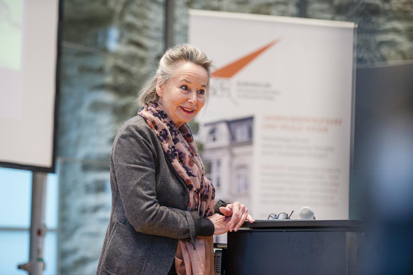 Irm Scheer-Pontenagel, Geschäftsführerin Eurosolar