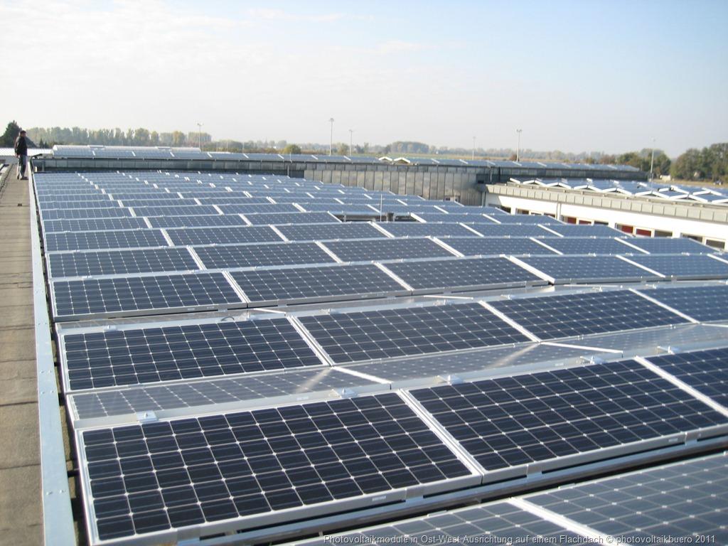 Photovoltaikanlage Neue Hahner Schule Pfungstadt