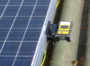Strahlungsfuehler des Photovoltaik Kennlinienmessgeraetes
