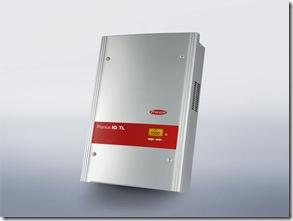 Auch der östereichische Wechselrichterhersteller Fronius bietet inzwischen trafolose Wechselrichter an. (Quelle: Fronius)