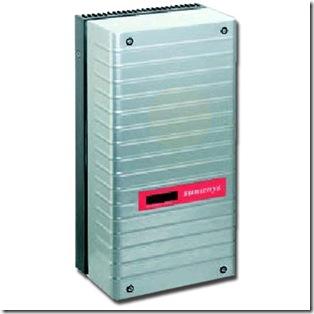 Der Sunways NT2600 ist ein echter trafoloser Wechselrichter mit einer Mindesteingangsspannung von 350V