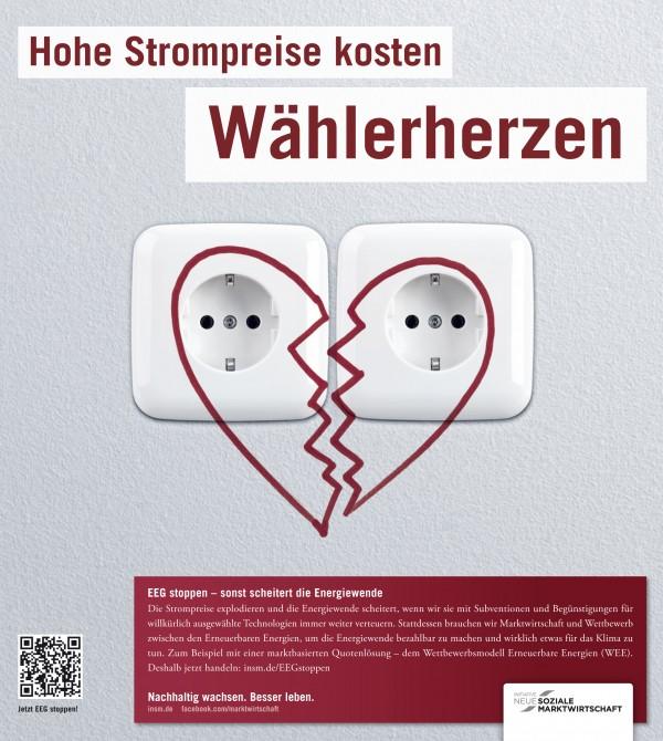 Motiv Printanzeige für die FAS, 13.09.2012; Quelle: INSM-website